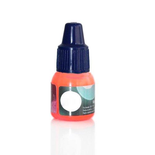 AIRnails, Краска для аэрографии NEON (оранжевый), 5млКраски для аэрографа<br>Краски предназначены для художественной росписи ногтей с помощью аэрографа<br>