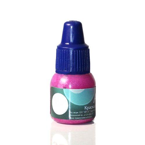 AIRnails, Краска для аэрографии Перламутр (розовый), 5млКраски для аэрографа<br>Краски предназначены для художественной росписи ногтей с помощью аэрографа<br>