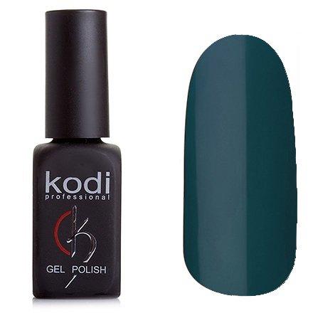 Kodi, Гель-лак № 266 (8ml)Kodi Professional <br>Гель-лактемно-лазурный, плотный, 8мл.<br>
