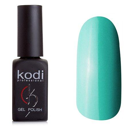 Kodi, Гель-лак № 294 (8ml)Kodi Professional <br>Гель-лак бирюзово-оливковый, эмалевый, плотный, 8мл.<br>
