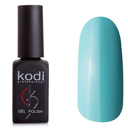 Kodi, Гель-лак № 295 (8ml)Kodi Professional <br>Гель-лак молочно-бирюзовый, эмалевый, плотный, 8мл.<br>