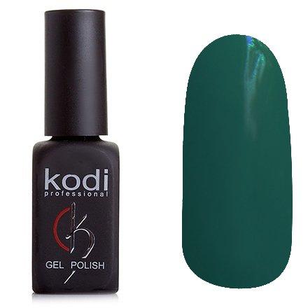 Kodi, Гель-лак № 270 (8ml)Kodi Professional <br>Гель-лак глубокий зеленый, эмалевый, плотный, 8мл.<br>