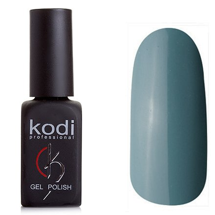 Kodi, Гель-лак № 271 (8ml)Kodi Professional <br>Гель-лак серо-голубой, эмалевый, плотный, 8мл.<br>