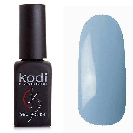 Kodi, Гель-лак № 274 (8ml)Kodi Professional <br>Гель-лак светло голубой с серым отливом, эмалевый, плотный, 8мл.<br>