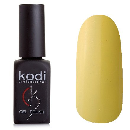 Kodi, Гель-лак № 288 (8ml)Kodi Professional <br>Гель-лак насыщенный желтый, эмалевый, плотный, 8мл.<br>