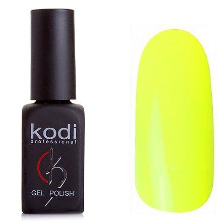 Kodi, Гель-лак № 290 (8ml)Kodi Professional <br>Гель-лак светлый желтый, эмалевый, плотный, 8мл.<br>