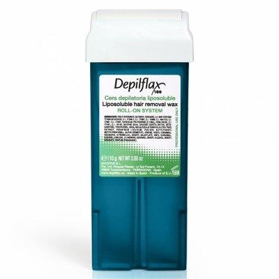 Depilflax, Воск для депиляции в картридже - КАРИБСКИЙ КРЕМОВЫЙ (110гр.)Воск в картриджах<br>Приятный кремообразный воск, средней плотности, подходит для всех типов кожи. Обладает нежным запахом<br>
