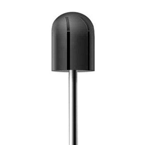 ruNail, Насадка - основа резиновая, 10*15 мм Арт. 1614Абразивные колпачки и фрезы-основы<br>Резиновая насадка для шлифовки кожи.<br>