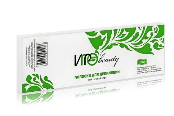 Igrobeauty, Полоски для депиляции (Белые), 50штСопутствующие материалы<br>Бумага для эпиляции белого цвета в полосках, размер7х22 см, в упаковке 50 шт<br>