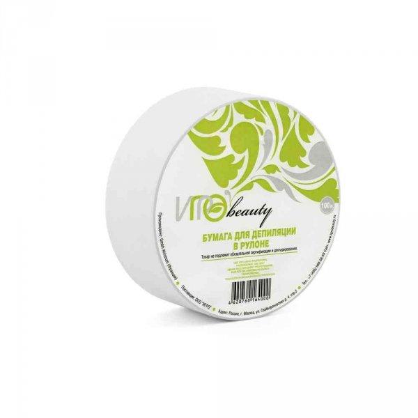 Igrobeauty, Полоски для депиляции в рулоне (БЕЛЫЕ), 100м