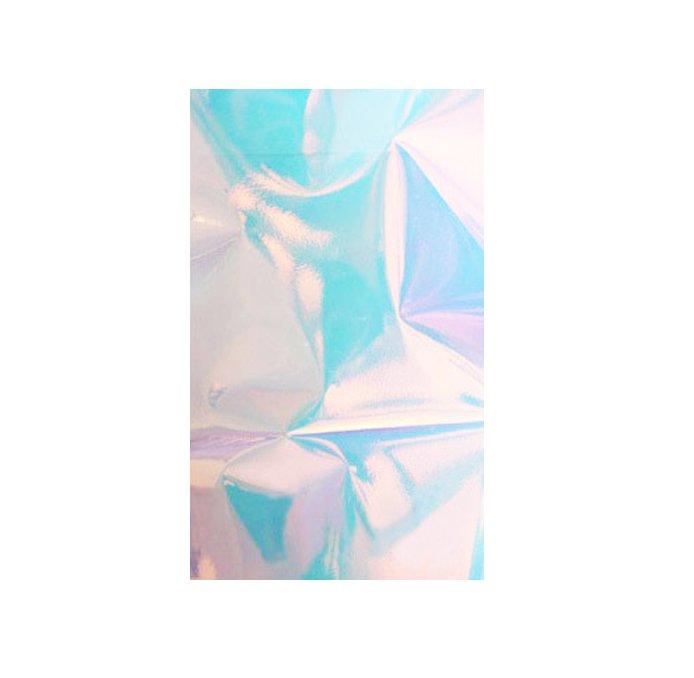 Bluesky, Дизайн Битое стекло (Sky)Фольга отрывная<br>Голографический декор для маникюра Битое стекло.<br>