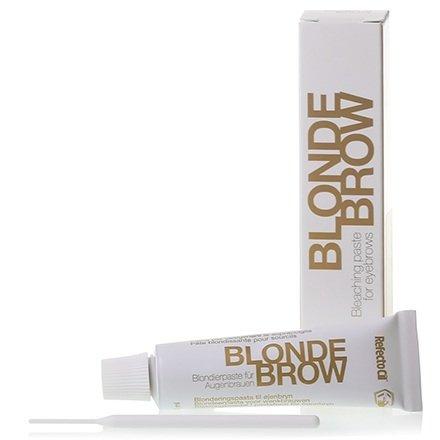 Refectocil, Краска для бровей, ресниц №0 (блондор)Краска для бровей и ресниц<br>Краска используется для усиления эффекта окрашивания – предварительное осветление<br>