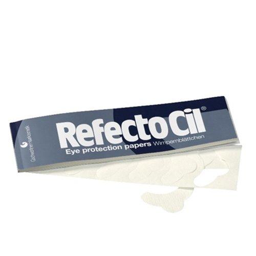 Refectocil, Cалфетки под ресницы, 96 шт.Инструменты, кисти, салфетки<br>Салфетки под ресницы Refectocil 96 шт./1уп<br>