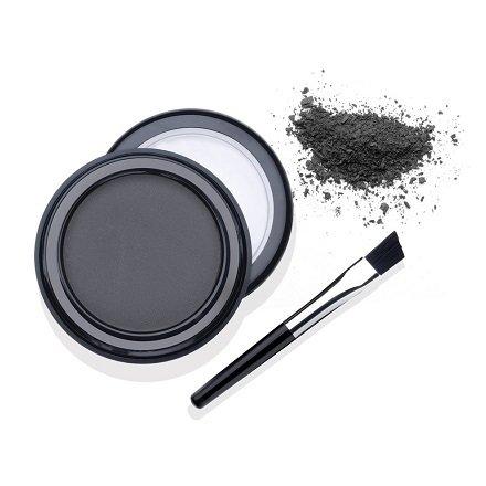 Ardell, Пудра оттеняющая для бровей светло-черная, 2,2 г (Ardell (США))