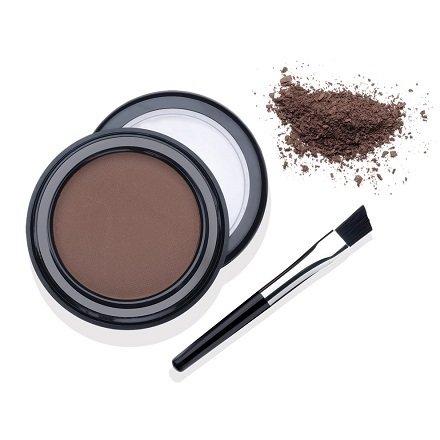 Ardell, Пудра оттеняющая для бровей темно-коричневая, 2,2 гТени для бровей<br>Пудра оттеняющая для бровей темно-коричневая, 2,2 г<br>