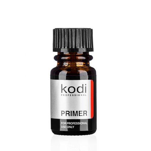 Kodi, Primer (10ml)Kodi Professional <br>Кислотный праймер для прочного сцепления материала с ногтевой пластиной, 10 мл.<br>