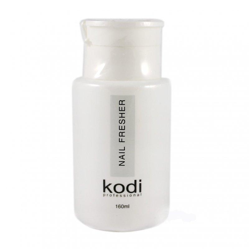 Kodi, Nail Fresher - Обезжириватель (160ml)Kodi Professional <br>Обезжириватель для ногтей, 160 мл.<br>