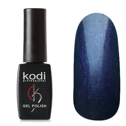 Kodi, Гель-лак № 2 (8ml)Kodi Professional <br>Гель-лак дымчато-фиолетовый, с микроблестками и розовым перламутром, плотный, 8мл.<br>
