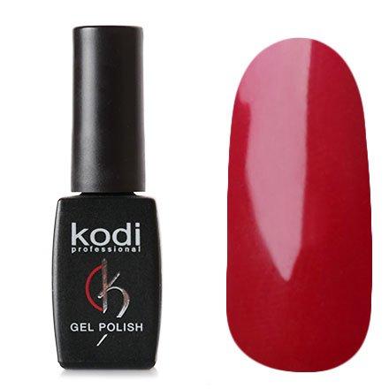 Kodi, Гель-лак № 3 (8ml)Kodi Professional <br>Гель-лак темно-малиновый, плотный, 8мл.<br>