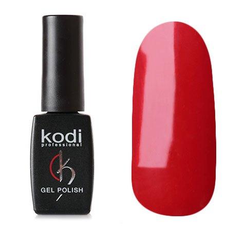 Kodi, Гель-лак № 4 (8ml)Kodi Professional <br>Гель-лак темно-коралловый, плотный, 8мл.<br>