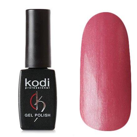 Kodi, Гель-лак № 7 (8ml)Kodi Professional <br>Гель-лак розовый с микроблестками, плотный, 8мл.<br>