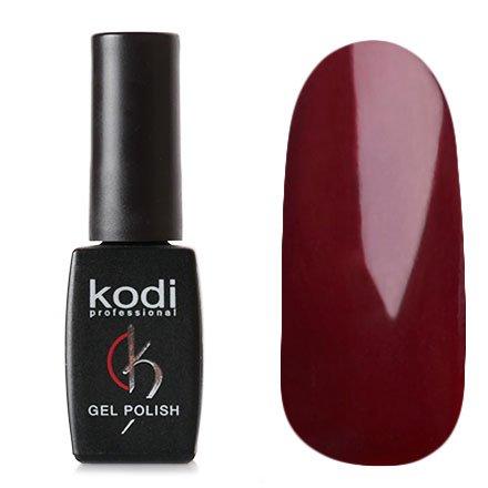 Kodi, Гель-лак № 11 (8ml)Kodi Professional <br>Гель-лак вишневый с микроблестками, плотный, 8мл.<br>