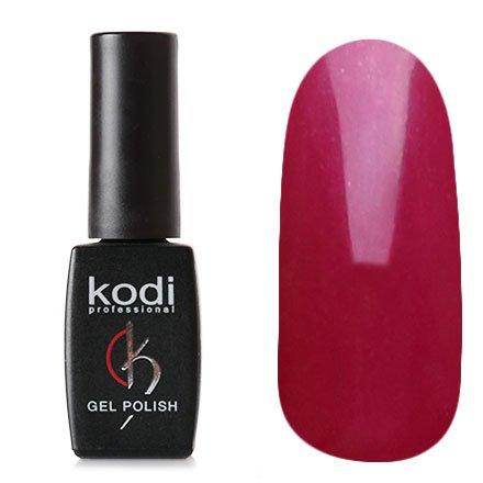 Kodi, Гель-лак № 12 (8ml)Kodi Professional <br>Гель-лак малиновый с микроблестками, плотный, 8мл.<br>
