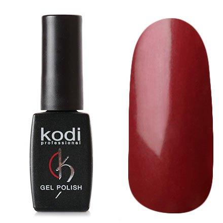 Kodi, Гель-лак № 14 (8ml)Kodi Professional <br>Гель-лак малиново-красныйс микроблестками, плотный, 8мл.<br>
