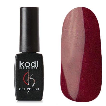 Kodi, Гель-лак № 21 (8ml)Kodi Professional <br>Гель-лак сливовый с микроблестками, плотный, 8мл.<br>