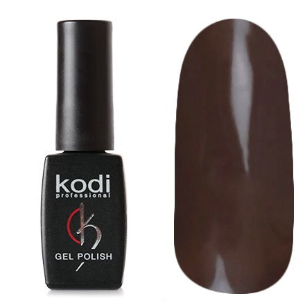 Kodi, Гель-лак № 23 (8ml)Kodi Professional <br>Гель-лак коричневый, плотный, 8мл.<br>