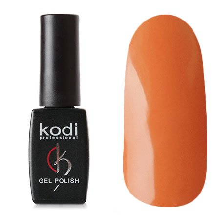 Kodi, Гель-лак № 27 (8ml)Kodi Professional <br>Гель-лак оранжевый, плотный, 8мл.<br>