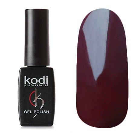 Kodi, Гель-лак № 113 (8ml)Kodi Professional <br>Гель-лак коричнево-красный, плотный, 8мл.<br>
