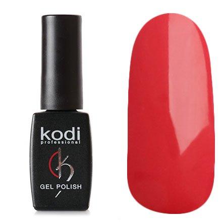 Kodi, Гель-лак № 120 (8ml)Kodi Professional <br>Гель-лак лососевый, без блесток и перламутра, плотный, 8мл.<br>