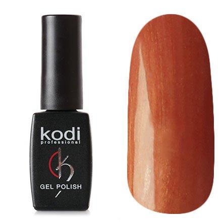 Kodi, Гель-лак №37 (8ml)Kodi Professional <br>Гель-лак оранжевый с перломутром, плотный, 8мл.<br>