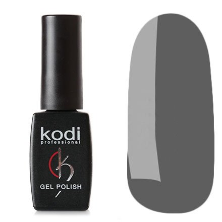 Kodi, Гель-лак №39 (7ml)Kodi Professional <br>Гель-лак дымчато-серый, плотный,7мл.<br>
