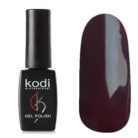 Kodi, Гель-лак №40 (8ml)Kodi Professional <br>Гель-лак сливовый без блесток и перламутра, плотный, 8мл.<br>