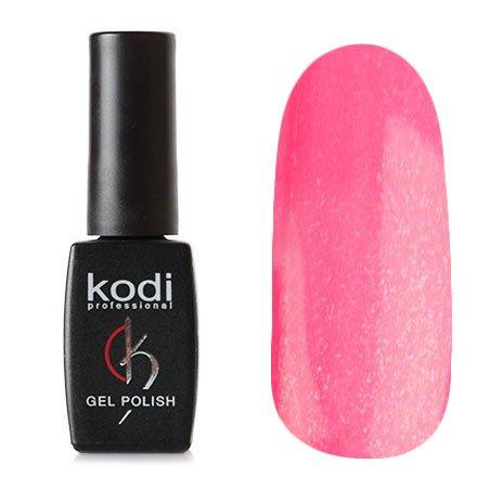 Kodi, Гель-лак № 41 (7ml)Kodi Professional <br>Гель-лак розовый с перламутром и микроблестками, плотный,7мл.<br>