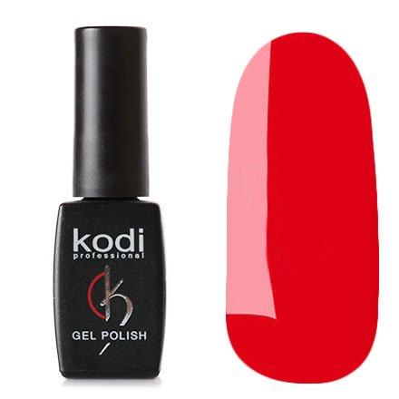 Kodi, Гель-лак № 50 (8ml)Kodi Professional <br>Гель-лак розово-красный, плотный, 8мл.<br>