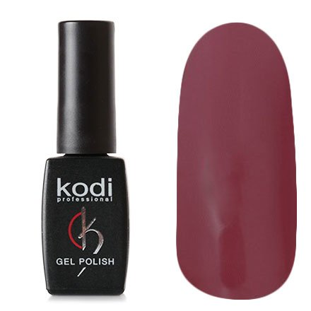 Kodi, Гель-лак № 52 (8ml)Kodi Professional <br>Гель-лак глубокий карминовый, плотный, 8мл.<br>