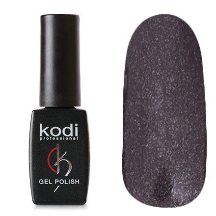Kodi, Гель-лак № 54 (8ml)Kodi Professional <br>Гель-лак фиолетово-черныйс перламутром и блестками , плотный, 8мл.<br>