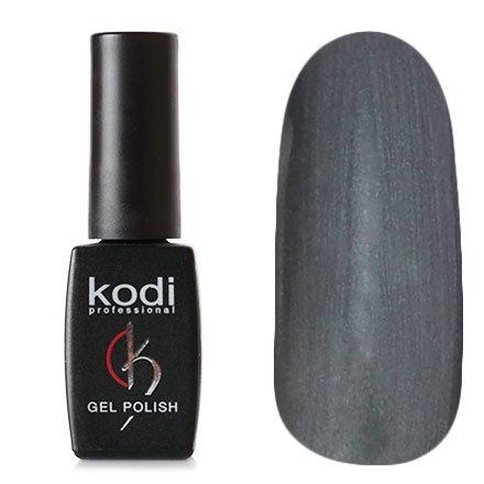 Kodi, Гель-лак № 59 (8ml)Kodi Professional <br>Гель-лак серо-зеленый с перломутром и микроблестками , плотный, 8мл.<br>
