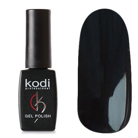 Kodi, Гель-лак № 76 (8ml)Kodi Professional <br>Гель-лак классический черный, плотный, 8мл.<br>