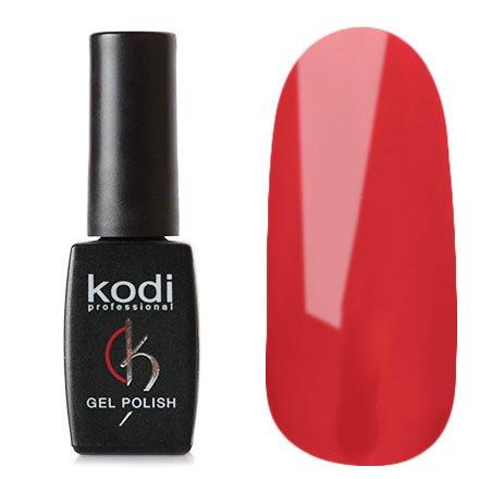 Kodi, Гель-лак № 81 (8ml)Kodi Professional <br>Гель-лак малиновый без блесток и перламутра, плотный, 8мл.<br>