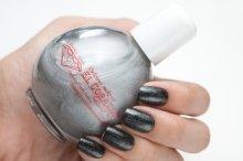 "El Corazon, Декоративный топ ""Art Top Coat"" №421/24 Голография искра (75 мл.)"