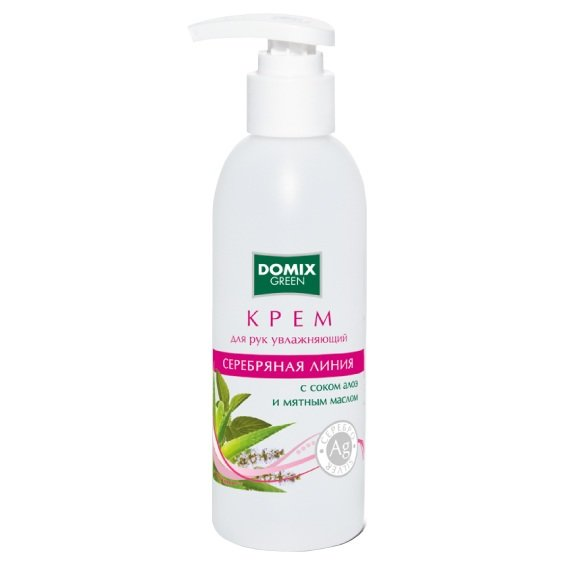 Domix, Green Professional Крем для рук увлажняющий, 200 мл (Domix Green Professional (Россия))