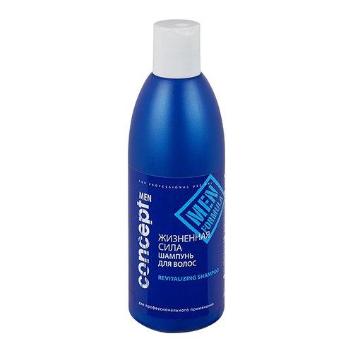 Concept, Шампунь MEN, д/волос