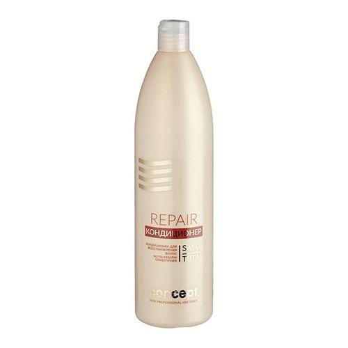 Concept, Бальзам Live hair, для волос восстанавливающий, 1000 млБальзамы и Кондиционеры<br>Бальзам восстанавливающий для поврежденных и ослабленных волос.<br>