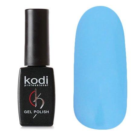 Kodi, Гель-лак № 133 (8ml)Kodi Professional <br>Гель-лак небесно-голубой, плотный, 8мл.<br>