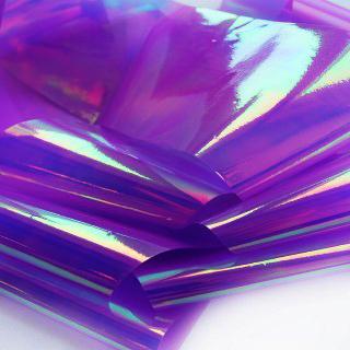 NelTes, Фольга - Битое стекло (тёмно-фиолетовый)Битое стекло<br>Фольга для создания эффекта битое стекло или стеклянные ногти<br>