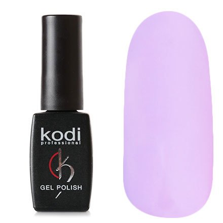 Kodi, Гель-лак № 134 (8ml)Kodi Professional <br>Гель-лак светлый лавандово-сиреневый, без блесток и перламутра, плотный, 8мл.<br>